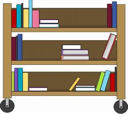 Shelf Clipart Library Shelves Cart Clip Cliparts