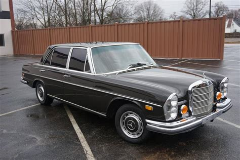 Build and price yours today! 1973 Mercedes-Benz 300SEL for sale #2248327 - Hemmings Motor News