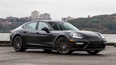 porsche car panamera 2017 porsche panamera turbo first drive when luxury four