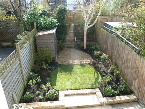 Back Garden Patio by Small Back Garden Crouch End Planting Gems