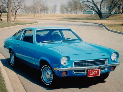 1972 Chevrolet Vega Hatchback Coupe (1V-77)