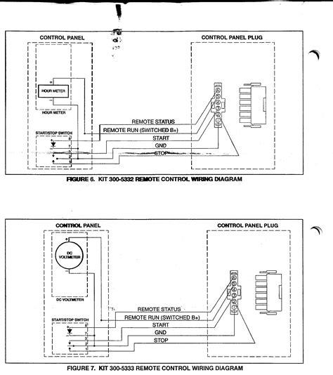 onan generator remote start switch wiring diagram free wiring diagram