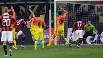 Милан - Барселона: статистика личных встреч, история всех матчей - Soccer365.ru