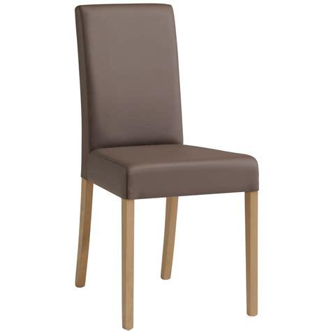 chaise de salle d attente chaise de salle 224 manger contemporaine en pu gris lot de 2 cl 233 mence buffet bahut soldes