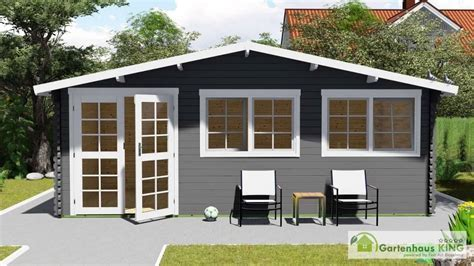 Gartenhaus Norwegen 53   Gartenhaus King.de