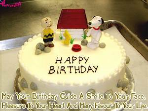 Happy Birthday Cake Images with Birthday Quotes for Best ...