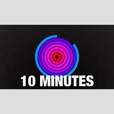 10 Minute Countdown Radial Timer With Beeps Youtube