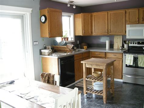 wall color for oak cabinets blue gray kitchen walls kitchen wall colors with oak