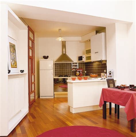 creer une cuisine dans un petit espace cuisine dans petit espace cuisine petit espace 2 projet