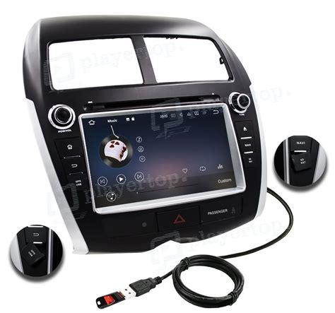autoradio gps android  mitsubishi asx