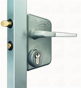 Serrure Portail Battant : serrure industriel de type lc pour portail battant ~ Melissatoandfro.com Idées de Décoration