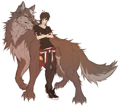 wolf anime werewolf voltron klance shiro fanart boy animals male defender cool form keith drawing eyes characters legendary fantasy mha