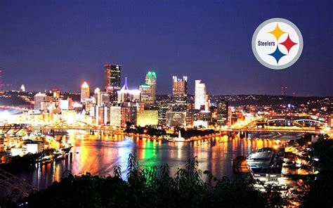 Pittsburgh Steelers Logo Wallpaper Hd Pittsburgh Pennsylvania Wallpaper 901201