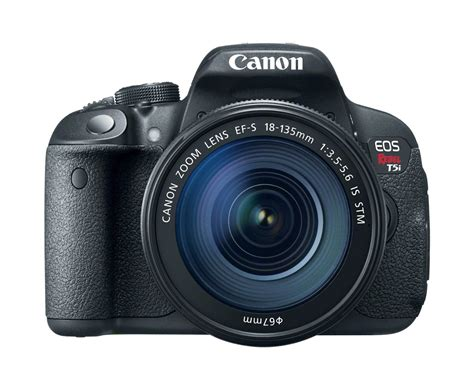 Canon Slr The Best Shopping For You Canon Eos Rebel T5i 18 0 Mp