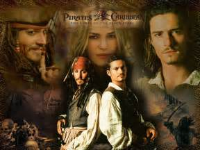 Pirates of the Caribbean Film Series Movies