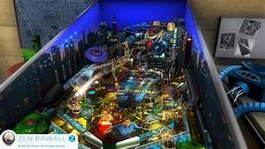 Zen Pinball 2 To Launch On EShop For Wii U Later This
