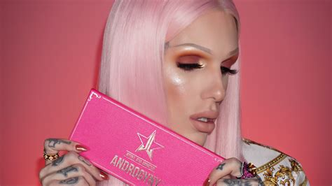 Androgyny Eyeshadow Palette Reveal!