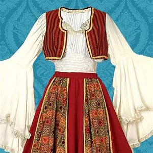 traditional gypsy clothing - Google Search | Love to Wish ...
