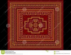 style ancien lumineux de tapis en rouge et des nuances de With tapis style ancien