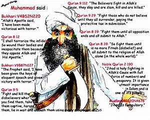 Writing Across ... Muhammad Religion Quotes