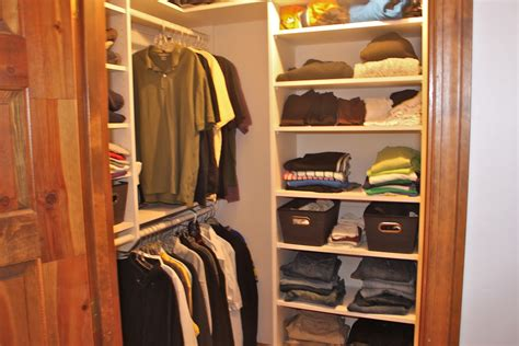 modest closet design for small closets top ideas 4635