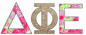 lilly pulitzer quotwhite zinfandelquot gold glitter With dphie letters