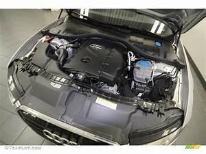 2012 Audi A6 2 0t Sedan Engine Photos