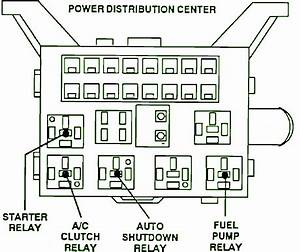 1990 Dakota Fuel Pump Wiring Diagram