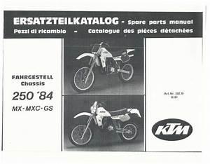 1995 Ktm 250 Sx Wiring Diagram