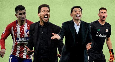 Athletic Bilbao vs Atletico Madrid Preview: Team News ...