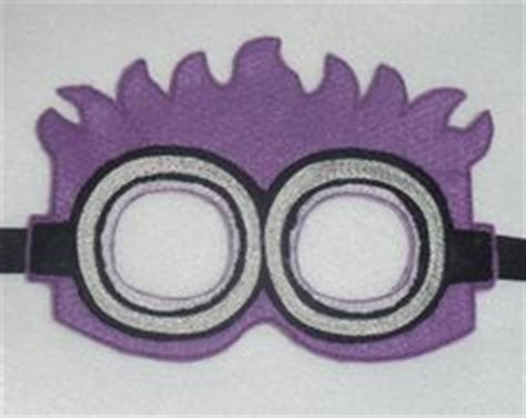 Minion Mask Template by 1000 Images About Mask On Printable