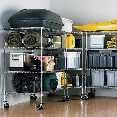garage storage on wheels oversized garage storage shelving shelves wheels and garage