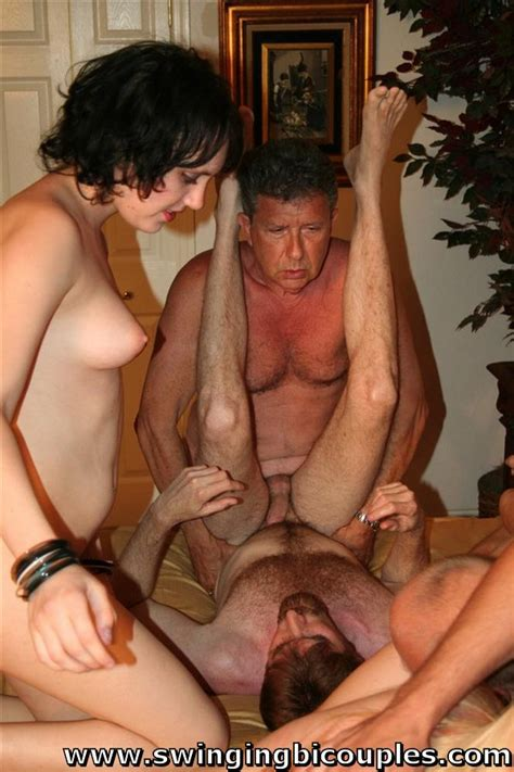 Real Bi Swingers Homemade