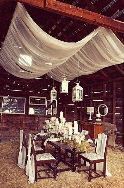 1000+ Images About Fabric Drapes For Weddings On Pinterest