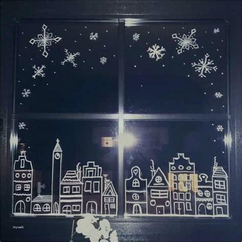 Weihnachtsdeko Fenster Kreidemarker by 13 Gro 223 Artig Und Modern Vorlagen Fenster Kreidemarker