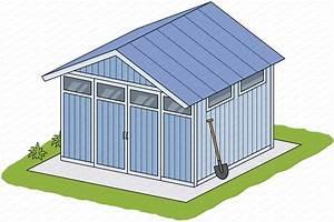 Sur Quoi Poser Un Abri De Jardin : emejing cabane de jardin sans dalle photos antoniogarcia ~ Dailycaller-alerts.com Idées de Décoration
