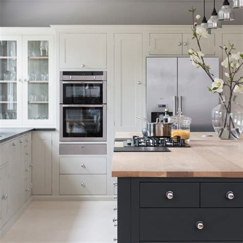 island in a small kitchen country kitchens suppliers and fitters of neptune 7596