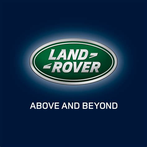 Mobile Land Rover Logo Wallpaper