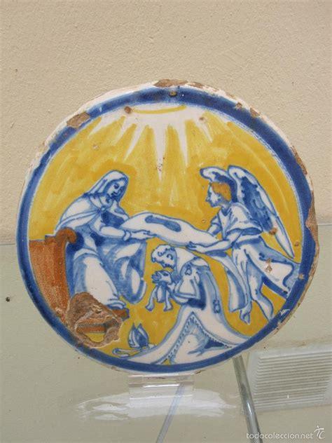 azulejo en ceramica de toledo  talavera impos comprar