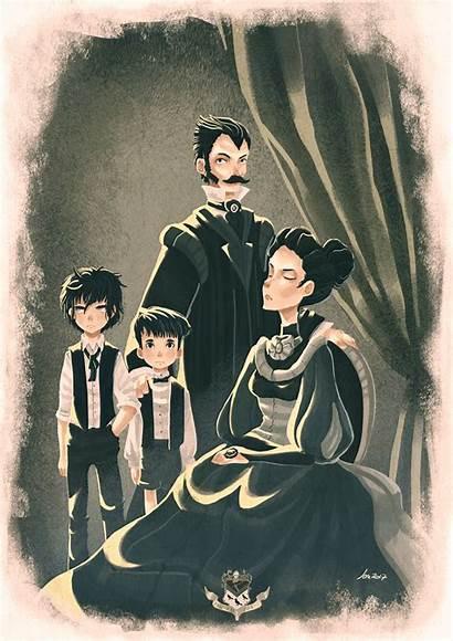 Potter Harry Noble Ancient Sirius Marauders Anime