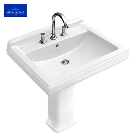 villeroy boch hommage family washbasin uk bathrooms