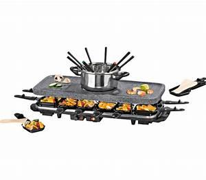 Raclette Und Fondue Set : gourmetmaxx raclette und fondue set 0972 im angebot bei ~ Michelbontemps.com Haus und Dekorationen