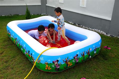 Swimming Pool For The Kids…