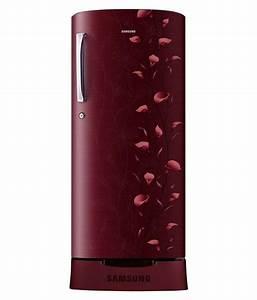Samsung 192 Ltr 5 Star Rr19k182zrz Single Door