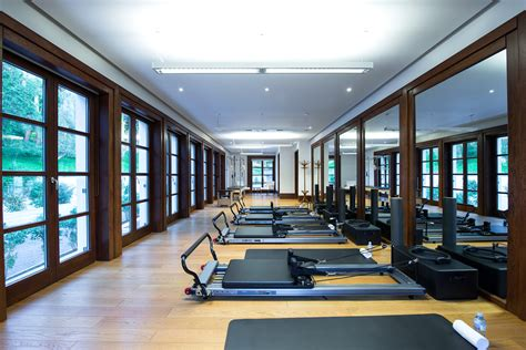 Gym Interior : 4 Essential Components Of Fitness Center Design