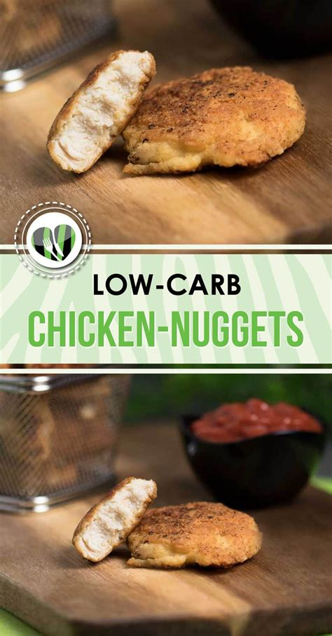 low carb ideen low carb chicken nuggets low carb low carb snack