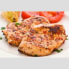 Main Dish Recipe Red Pepper & Herb Grilled Chicken 12