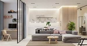 HOME DESIGNING: 40 Gorgeously Minimalist Living Rooms That
