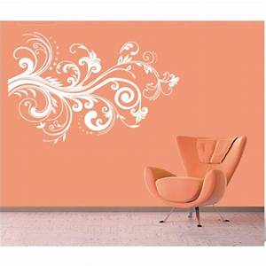 paisley flowers vinyl wall art stickers vinyl wall With top 20 paisley wall decals stickers