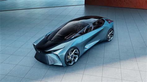 Futuristic Lexus LF-30 Electrified Has Gullwing Doors, In ...